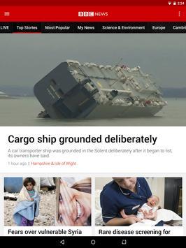 BBC News screenshot 8