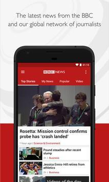 BBC News poster