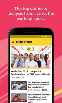 BBC Sport Plakat