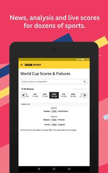 BBC Sport स्क्रीनशॉट 12
