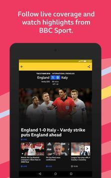 BBC Sport स्क्रीनशॉट 13