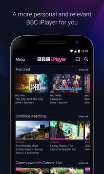 BBC iPlayer poster