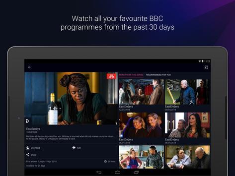BBC iPlayer screenshot 13