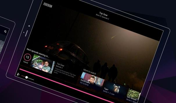 BBC iPlayer capture d'écran 13