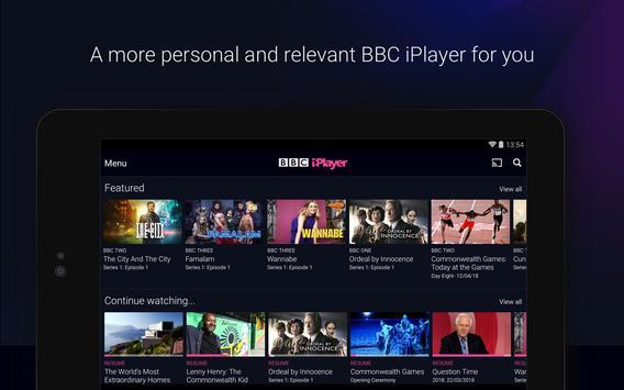 BBC iPlayer screenshot 16