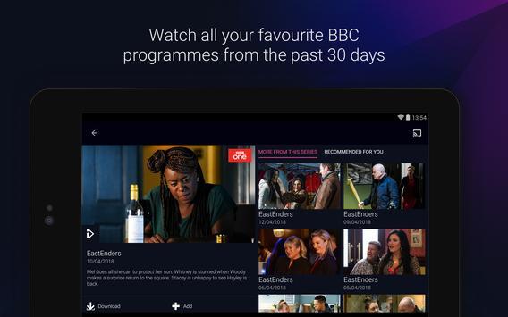 BBC iPlayer screenshot 21