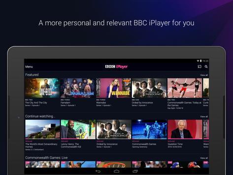 BBC iPlayer screenshot 8