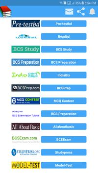 BCS & Other Jobs Preparation poster