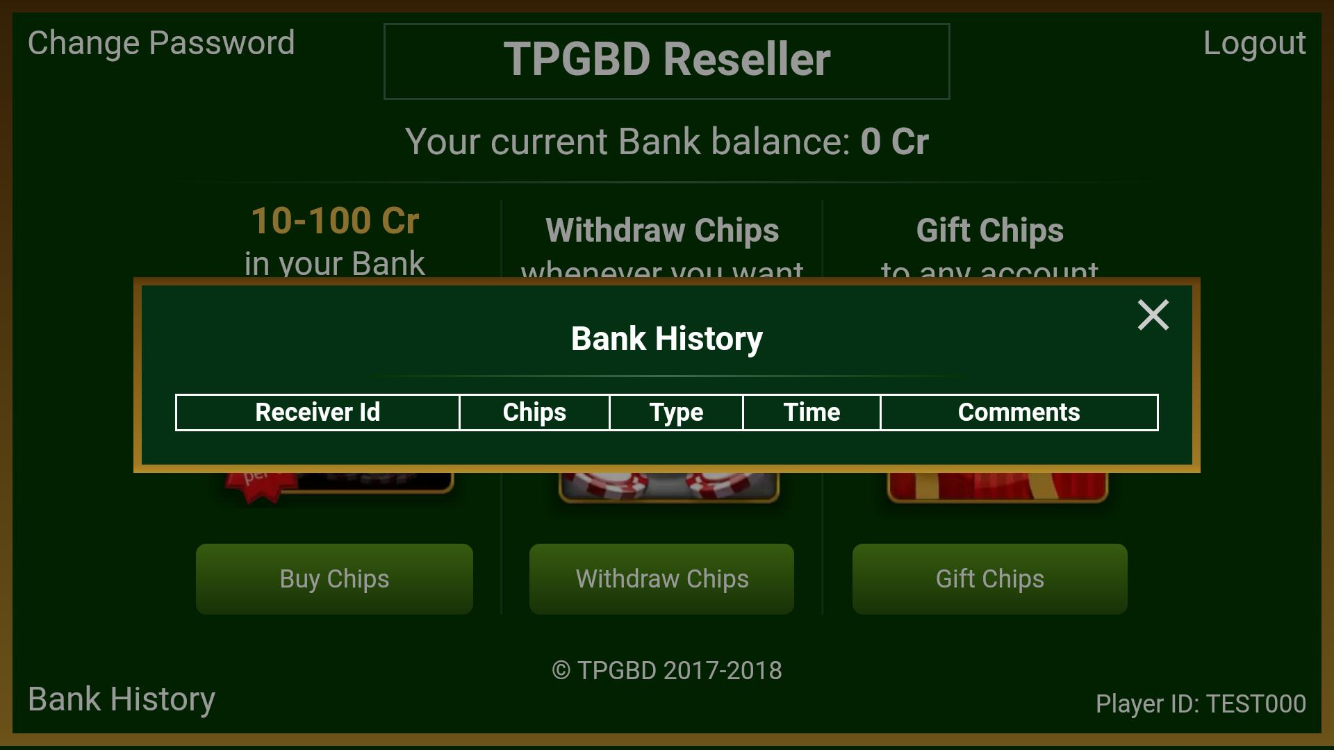 TPGBD Reseller for Android - APK Download