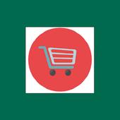 Online Shopping In Bangladesh icon