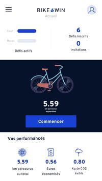 Bike&Win screenshot 1