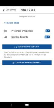 ULB Présences screenshot 3