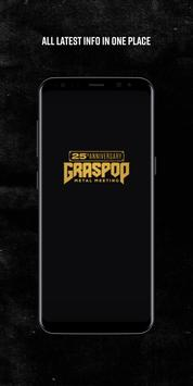 Graspop Metal Meeting poster