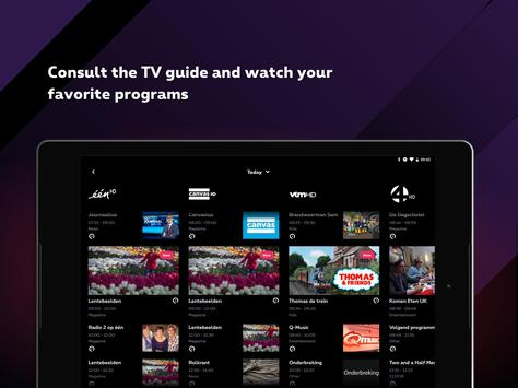 Proximus TV for Android - APK Download