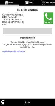 Rooster Chicken Oostende screenshot 4