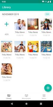 Tribu News screenshot 1