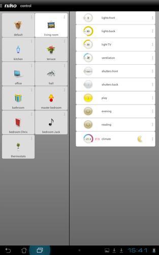 Estado Gracias negar  Niko Home Control APK 3.8.0-100.3.2+021dfe9 Download for Android – Download Niko  Home Control APK Latest Version - APKFab.com