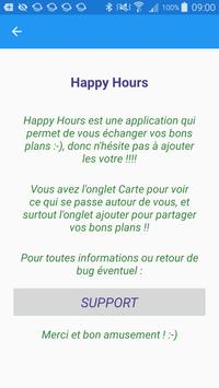Happy Hours screenshot 1