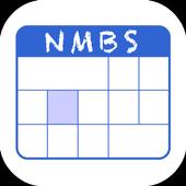 NMBS Agenda icon