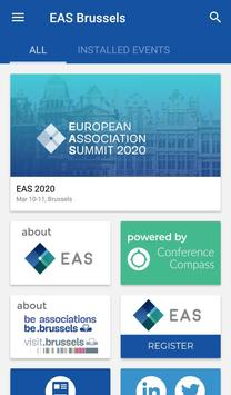 EAS screenshot 1