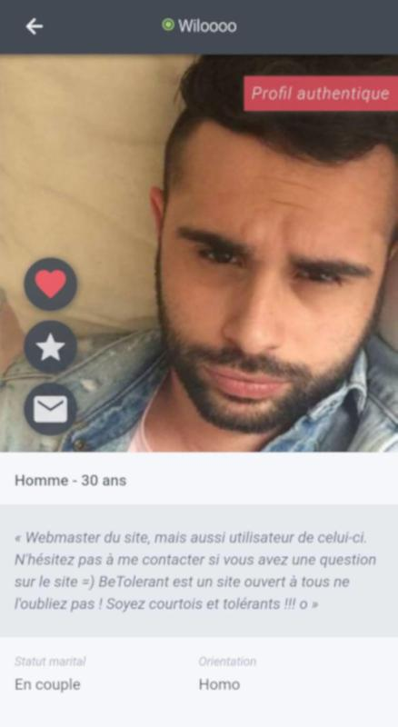 Gay et lesbienne rencontres apps