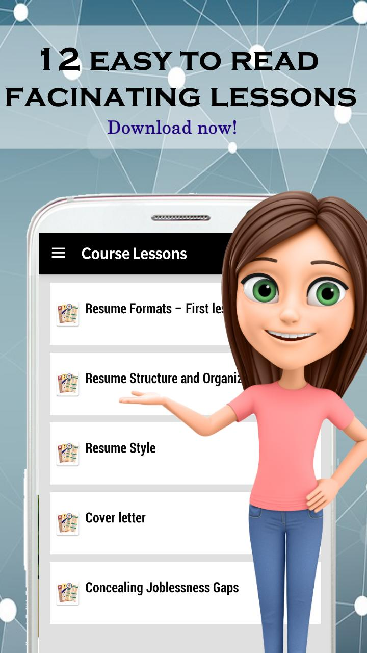 Cv Writing Course Resume Builder Cover Letter For Android Apk Download