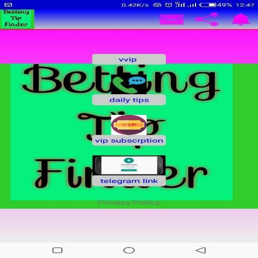 BETTING TIPS FINDER for Android - APK Download
