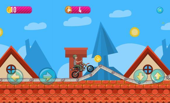 MotoBike Race screenshot 3