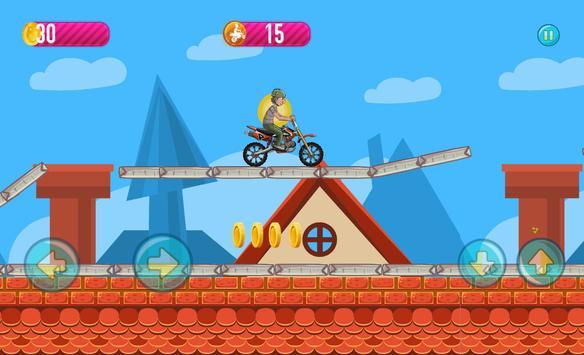 MotoBike Race screenshot 4