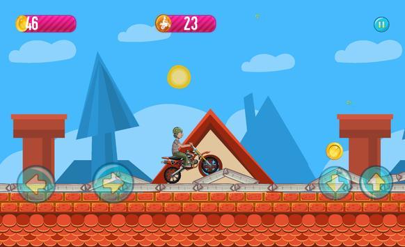 MotoBike Race screenshot 5