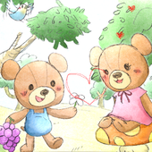 Bears in the Forest トライアル アイコン