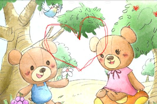 Bears in the Forest トライアル ポスター