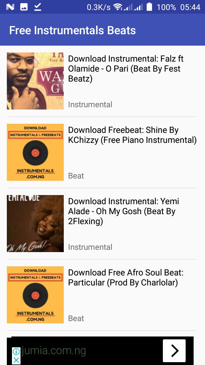 Free Beats & Instrumentals - Spodam for Android - APK Download