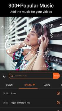 Beauty Video - Music Video Editor & Slide Show screenshot 3