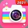 뷰티 카메라 - 사진 편집기가있는 셀키 카메라 아이콘