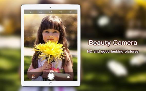 كاميرا الجمال - كاميرا الصور الشخصية مع محرر الصور تصوير الشاشة 6