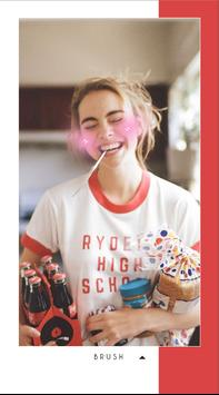 Sweet Camera Snap poster