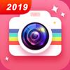 كاميرا - كاميرا الجمال ومحرر الصور أيقونة