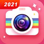 Selfie Camera - كاميرا الجمال ومحرر الصور أيقونة