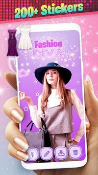 Fashion Diva: Dress Up for Girls screenshot 4