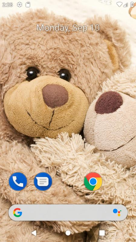 Beautiful Teddy Bear Wallpaper For Android Apk Download