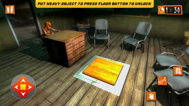 Granny Ghost Story - Scary Horror Game screenshot 17