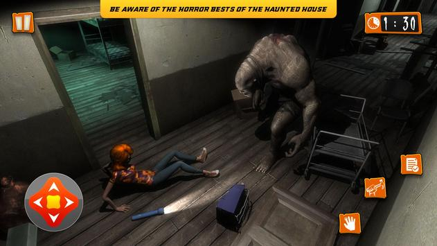 Granny Ghost Story - Scary Horror Game screenshot 2