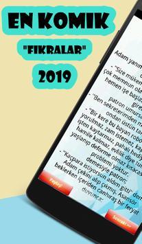Belaltı Komik Fıkralar 2019 poster