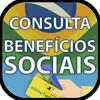 Consulta Benefícios Sociais do Brasil ícone