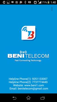 Beni Telecom screenshot 4