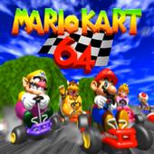 Mariokart 64 Walkthrough icon