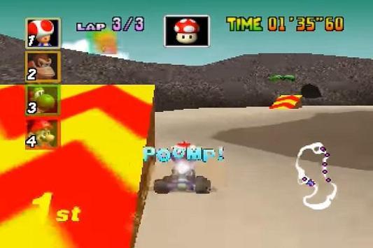 Mariokart 64 Walkthrough screenshot 8
