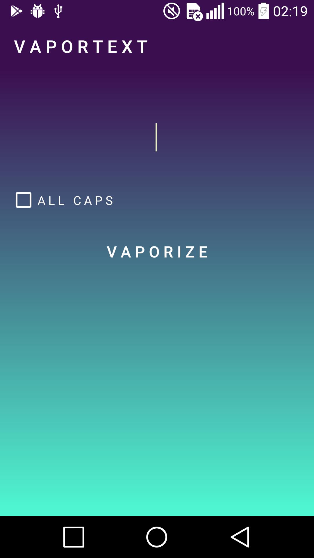 Vapor Text - Vaporwave Text Generator for Android - APK Download