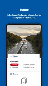 Autobahn App Screenshot 1